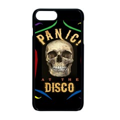 Panic At The Disco Poster Apple Iphone 8 Plus Seamless Case (black) by Samandel