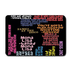 Panic At The Disco Northern Downpour Lyrics Metrolyrics Small Doormat