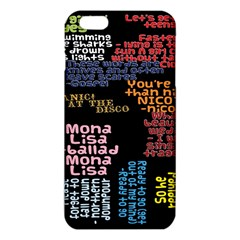 Panic At The Disco Northern Downpour Lyrics Metrolyrics Iphone 6 Plus/6s Plus Tpu Case by Samandel