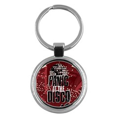 Panic At The Disco Poster Key Chains (round)  by Samandel