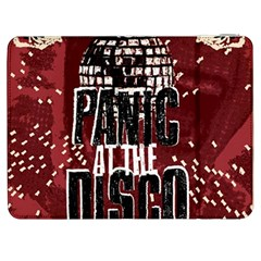 Panic At The Disco Poster Samsung Galaxy Tab 7  P1000 Flip Case by Samandel