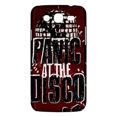 Panic At The Disco Poster Samsung Galaxy Mega 5 8 I9152 Hardshell Case