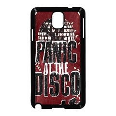 Panic At The Disco Poster Samsung Galaxy Note 3 Neo Hardshell Case (black)