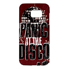 Panic At The Disco Poster Samsung Galaxy S7 Edge Hardshell Case