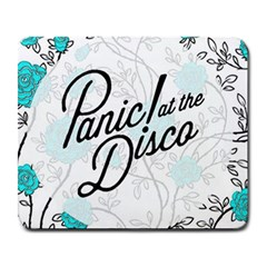 Panic At The Disco Quote Large Mousepads