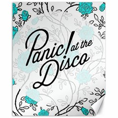 Panic At The Disco Quote Canvas 16  X 20   by Samandel