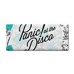 Panic At The Disco Quote Cosmetic Storage Cases by Samandel