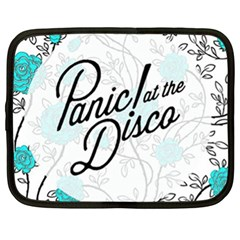 Panic At The Disco Quote Netbook Case (xl)