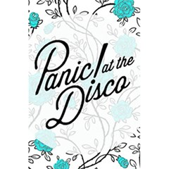 Panic At The Disco Quote 5 5  X 8 5  Notebooks by Samandel
