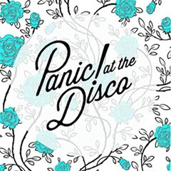 Panic At The Disco Quote Magic Photo Cubes by Samandel