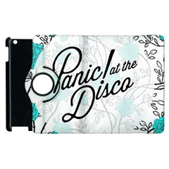 Panic At The Disco Quote Apple Ipad 3/4 Flip 360 Case by Samandel
