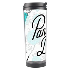 Panic At The Disco Quote Travel Tumbler by Samandel