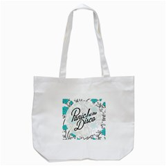 Panic At The Disco Quote Tote Bag (white) by Samandel