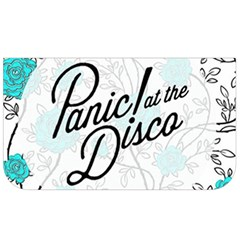 Panic At The Disco Quote Lunch Bag by Samandel