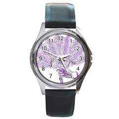 Panic At The Disco Round Metal Watch by Samandel