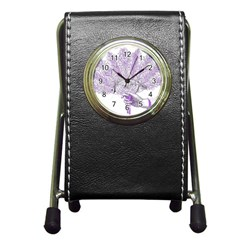 Panic At The Disco Pen Holder Desk Clocks by Samandel