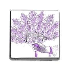 Panic At The Disco Memory Card Reader (square) by Samandel