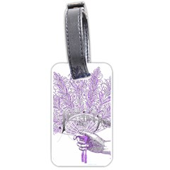 Panic At The Disco Luggage Tags (one Side)