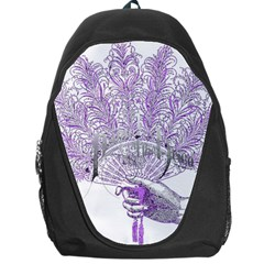 Panic At The Disco Backpack Bag by Samandel