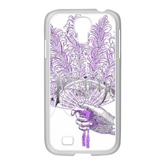 Panic At The Disco Samsung Galaxy S4 I9500/ I9505 Case (white) by Samandel