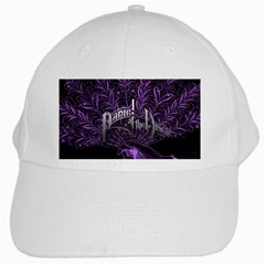 Panic At The Disco White Cap by Samandel