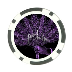Panic At The Disco Poker Chip Card Guard (10 Pack) by Samandel