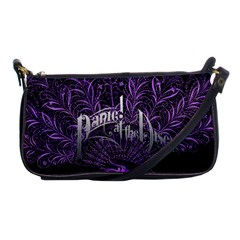 Panic At The Disco Shoulder Clutch Bags by Samandel