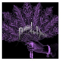 Panic At The Disco Large Satin Scarf (square) by Samandel