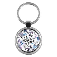 Panic! At The Disco Key Chains (round)  by Samandel