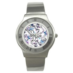 Panic! At The Disco Stainless Steel Watch by Samandel