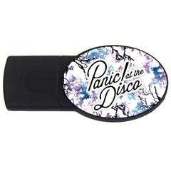 Panic! At The Disco Usb Flash Drive Oval (4 Gb)