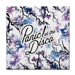 Panic! At The Disco Face Towel by Samandel