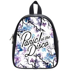 Panic! At The Disco School Bag (small) by Samandel