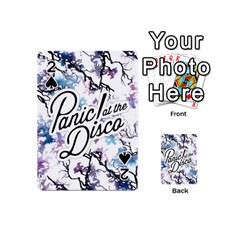 Panic! At The Disco Playing Cards 54 (mini)  by Samandel