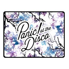 Panic! At The Disco Double Sided Fleece Blanket (small)