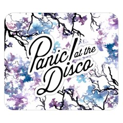 Panic! At The Disco Double Sided Flano Blanket (small)