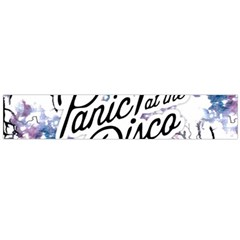 Panic! At The Disco Large Flano Scarf  by Samandel