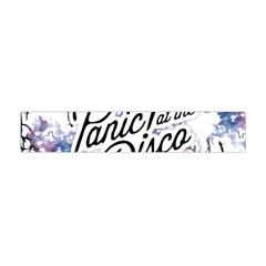Panic! At The Disco Flano Scarf (mini) by Samandel