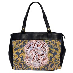 Panic! At The Disco Office Handbags (2 Sides)  by Samandel