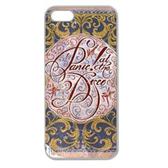 Panic! At The Disco Apple Seamless Iphone 5 Case (clear) by Samandel