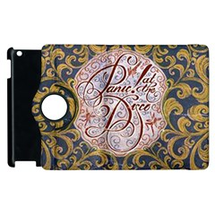 Panic! At The Disco Apple Ipad 3/4 Flip 360 Case by Samandel