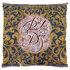 Panic! At The Disco Standard Flano Cushion Case (one Side)