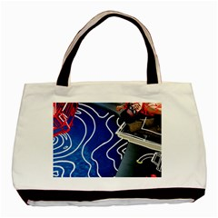 Panic! At The Disco Released Death Of A Bachelor Basic Tote Bag by Samandel