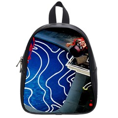 Panic! At The Disco Released Death Of A Bachelor School Bag (small) by Samandel