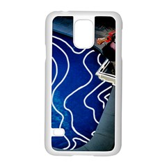 Panic! At The Disco Released Death Of A Bachelor Samsung Galaxy S5 Case (white) by Samandel