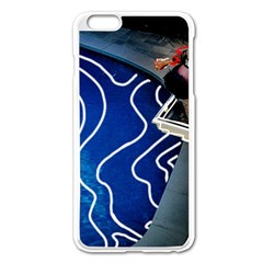 Panic! At The Disco Released Death Of A Bachelor Apple Iphone 6 Plus/6s Plus Enamel White Case by Samandel