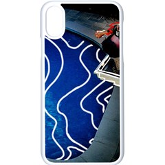 Panic! At The Disco Released Death Of A Bachelor Apple Iphone X Seamless Case (white) by Samandel