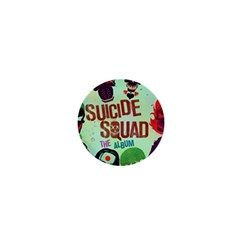 Panic! At The Disco Suicide Squad The Album 1  Mini Magnets by Samandel