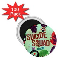 Panic! At The Disco Suicide Squad The Album 1 75  Magnets (100 Pack)