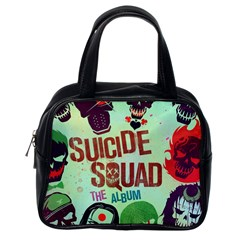 Panic! At The Disco Suicide Squad The Album Classic Handbags (one Side)